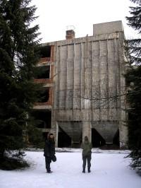 Zajatecký tábor na Rolavě
