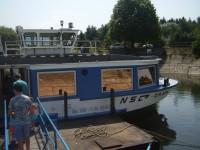 Loďou po Oravskej priehrade