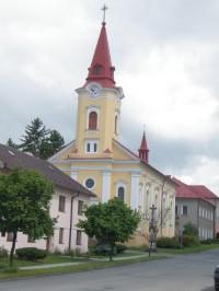 Doloplazy,kostel