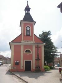 Grygov, kaple