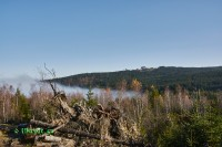 Pohled od jezera