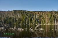 Prášilské jezero - Poledník