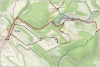 5-Mapka možné procházky