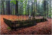 Vojenský hřbitůvek u Nových Kocbeří