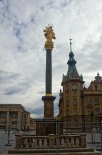 1-Hronov, náměstí