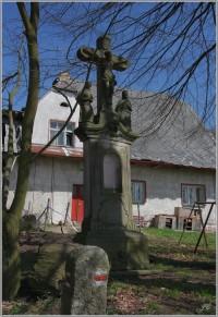 Kříž v Petrovicích