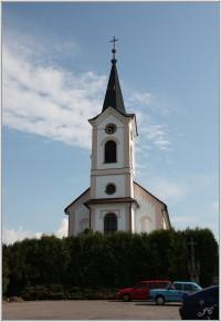Kostel sv. Anny v Líšnici