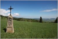 Vízovský kříž, výhledy