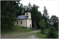 Černá Voda - kaple