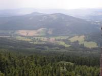 Výhled na Šumavu