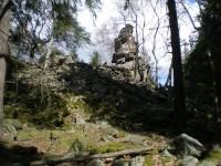Jinecké hřebeny (721 m), Brdy