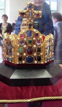 císařská koruna