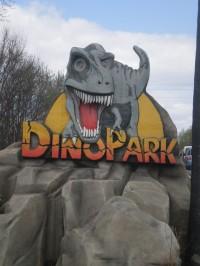 Cesta za pravěkem - Dinopark Ostrava