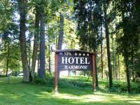 Lázeňský pobyt ve SPA hotelu Harmonie v Mariánských Lázních