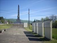 Rakouský pomník u Varvažova