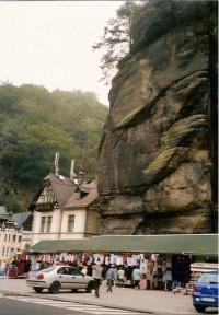 Výlet do Schmilky (Saské Švýcarsko)