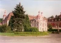 Klášter Marienthal - Ostritz (Německo)