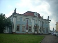 Zahradní a plesový dům v Teplicích