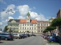 Budova radnice v Teplicích