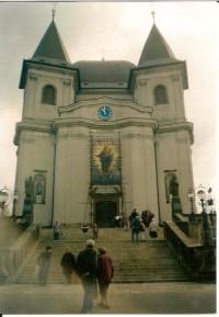 Svatý Hostýn - významné poutní místo Moravy