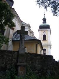 Zubrnice - kostel sv.Maří Magdaleny
