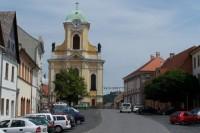 Kostel sv.Petra a Pavla v Úštěku
