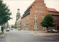 Cestou přes Hannover....a dál...