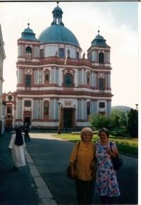 Bazilika minor sv.Vavřince a sv.Zdislavy v Jablonném v Podještědí