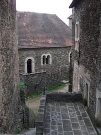 Na skok do Rakouska - hrad Hardegg