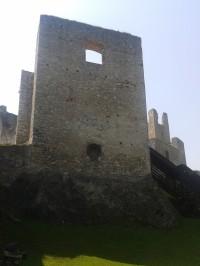 Hrad Rabí - nejrozsáhlejší hradní zřícenina v ČR