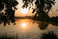 Velkyý dolnopočernický rybník