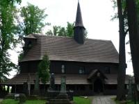 hřbitovní kostel Panny Marie