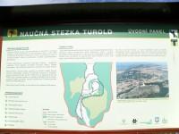 Naučná stezka a jeskyně Na Turoldu