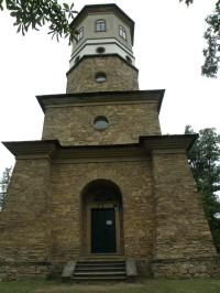 krásná empírová věž
