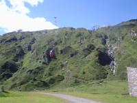 Zell am See – výlet na Kitzsteinhorn mrňouskova první tří tísícovka – RETRO 2005