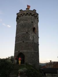věž Horního Hradu