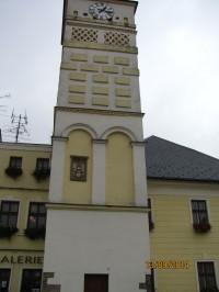 Radnice s renesanční věží: Karviná