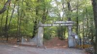 Dendrologickou naučnou stezkou v Arboretu Moravská brána