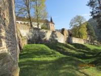 Na hrad Velhartice na konci sezóny