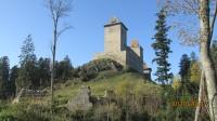Na nejvýše položený královský hrad v Čechách - Kašperk
