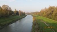 Do přírodní rezervace Rezavka v blízkosti Avion Shopping Park Ostrava