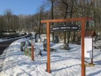 Hřbitov vyhubených zvířat v ZOO Ostrava