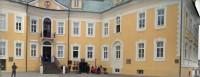 Zámek Sedlnitzkých z Choltitz v Bílovci