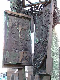 Památník holokaustu v Bratislavě