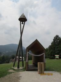 Zvonička na Horečkách-Strážkyně Beskyd