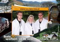 Solný důl v Hallein