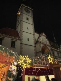 Na adventní trh do Olomouce