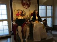 Na popelčin zámek Moritzburg a adventní trhy v Drážďanech