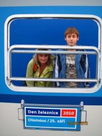 národní den železnice 2010