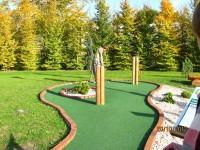 Adventure golf v Bohumíně